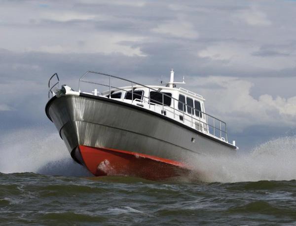 Bouw en realisatie K-1150-offshore
