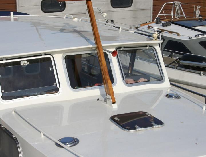 Complete refit van een motorkruiser