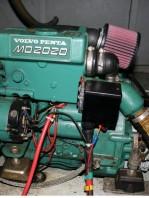 Volvo Penta luchtfilter
